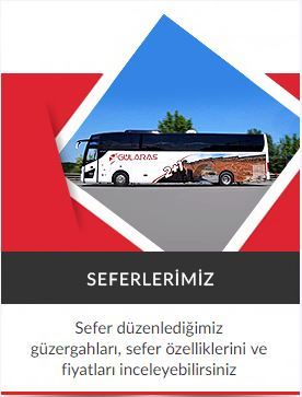 Gülaras Otobüs Bileti